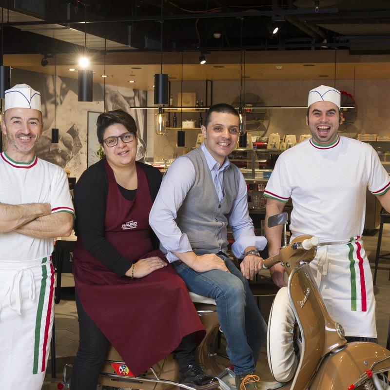 Team Costa Viola Pizzeria