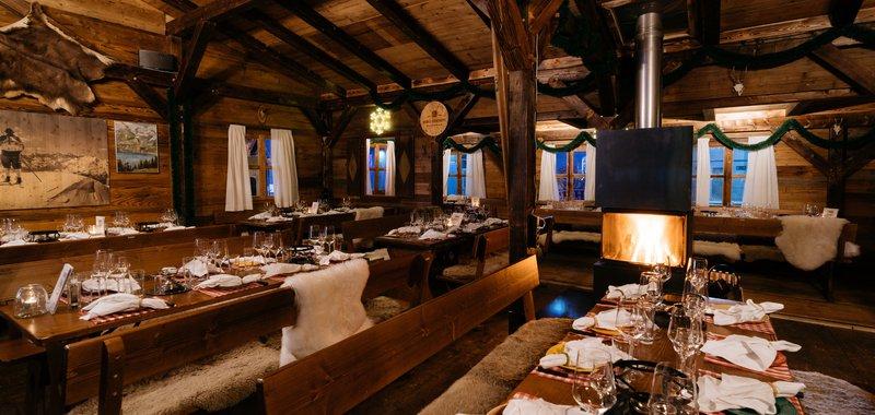 Fondue Chalet Zug Image