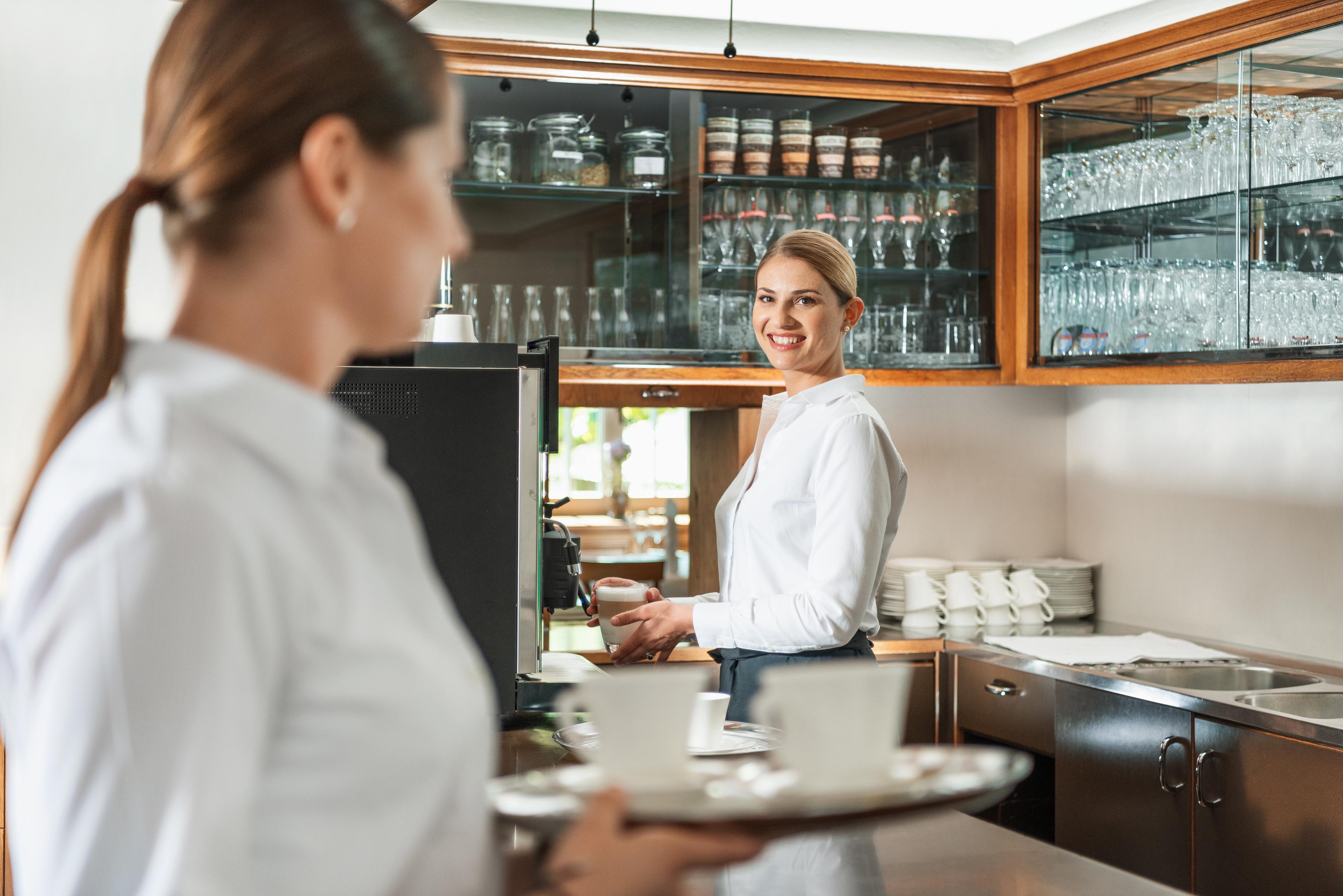 Sind Sie eine/ein fachkompetente-/r Gastgeberin/Gastgeber?